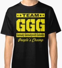 Team GGG Classic T-Shirt