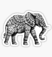 Ornate Elephant 3.0 Sticker