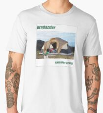 bradazzler Summer Cramp Cover Men's Premium T-Shirt
