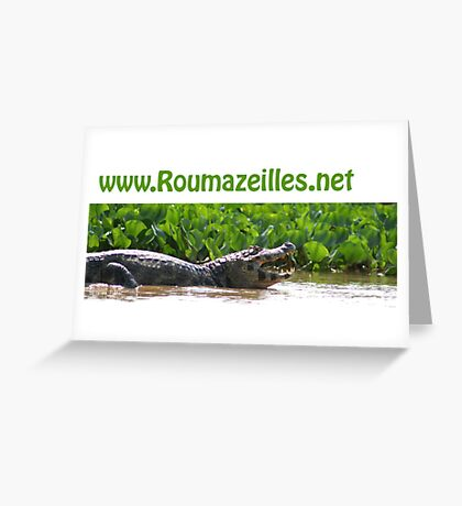 www.roumazeilles.net Greeting Card