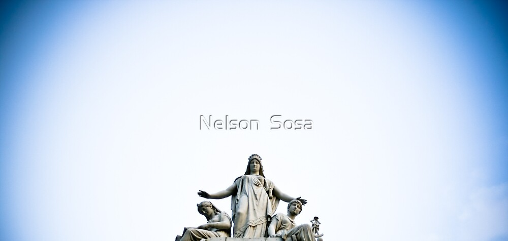 Closer to god by Nelson  Sosa