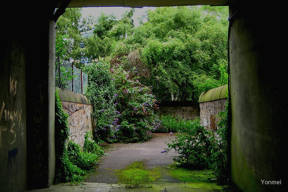 Leith Garden on Madeira Street by Yonmei