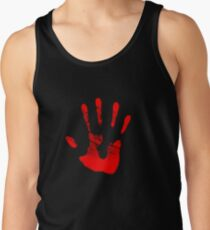 Red Right Hand Men's Tank Top