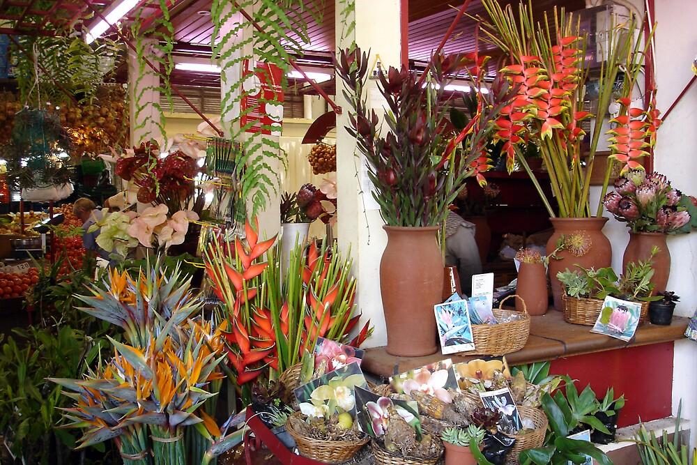 Flower Market by CBenson