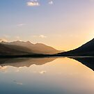 Calm Evening at Loch Etive by Mark Greenwood