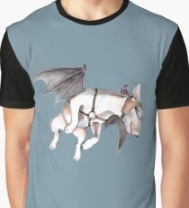 If Pigs Could Fly  Graphic T-Shirt