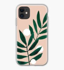 Forest Blush iPhone Case