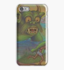 The Bunyip iPhone Case/Skin