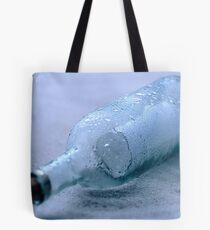 Message in the Sand Tote Bag