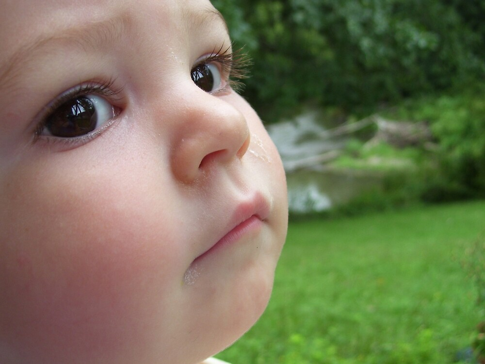 Baby Cheeks by SongbirdBreid