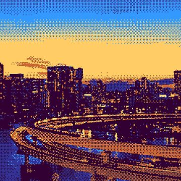 Pixel Tokyo de Alheak