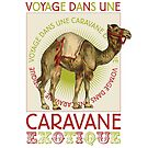 Exotic Camel Caravan Boho Style by Zehda