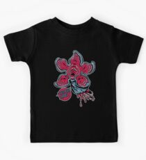 Screaming Demogorgon Kids Clothes