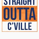 Straight Outta Charlottesville by canossagraphics