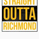Straight Outta Richmond by canossagraphics
