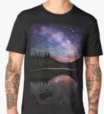 Alaskan sky Men's Premium T-Shirt
