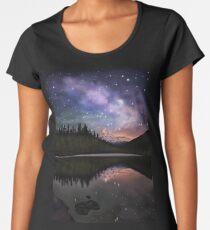 Alaskan sky Women's Premium T-Shirt