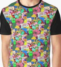 DOODLE (Ceed Bagar collaboration) Graphic T-Shirt