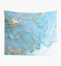 Marble and Gold Tapestry