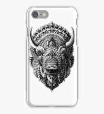 Bison iPhone Case/Skin