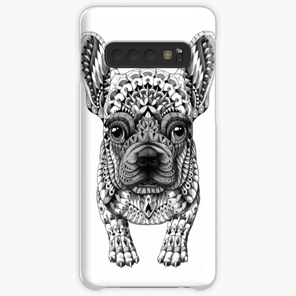 Frenchie (French Bulldog) Case & Skin for Samsung Galaxy