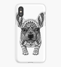 Frenchie (French Bulldog) iPhone Case/Skin