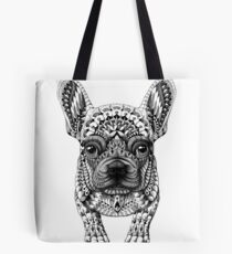 Frenchie (French Bulldog) Tote Bag
