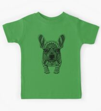 Frenchie (French Bulldog) Kids Clothes