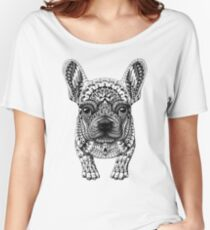 Frenchie (French Bulldog) Women's Relaxed Fit T-Shirt