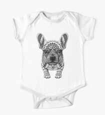 Frenchie (French Bulldog) One Piece - Short Sleeve