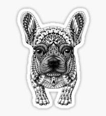 Frenchie (French Bulldog) Sticker