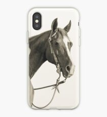 The Noble Horse IV iPhone Case
