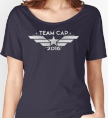 Team Cap 2016 Women's Relaxed Fit T-Shirt