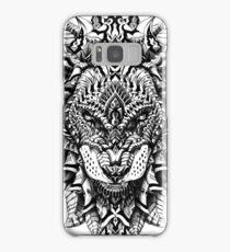 Ornate Lion Samsung Galaxy Case/Skin