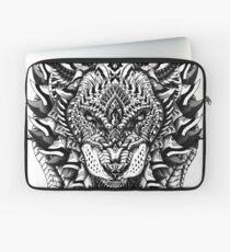 Ornate Lion Laptop Sleeve