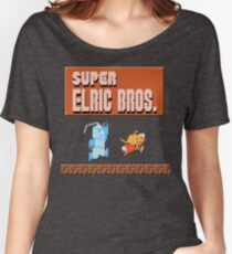Super Elric Bros. Women's Relaxed Fit T-Shirt