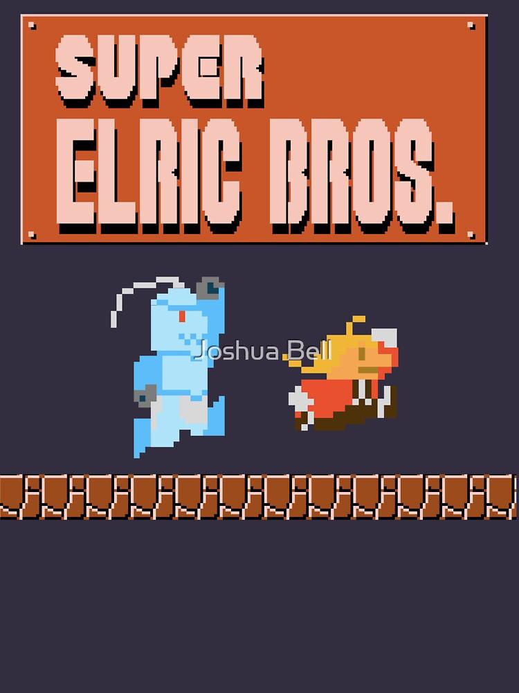 Super Elric Bros. by JBGD
