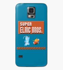 Funda/vinilo para Samsung Galaxy Super Elric Bros.
