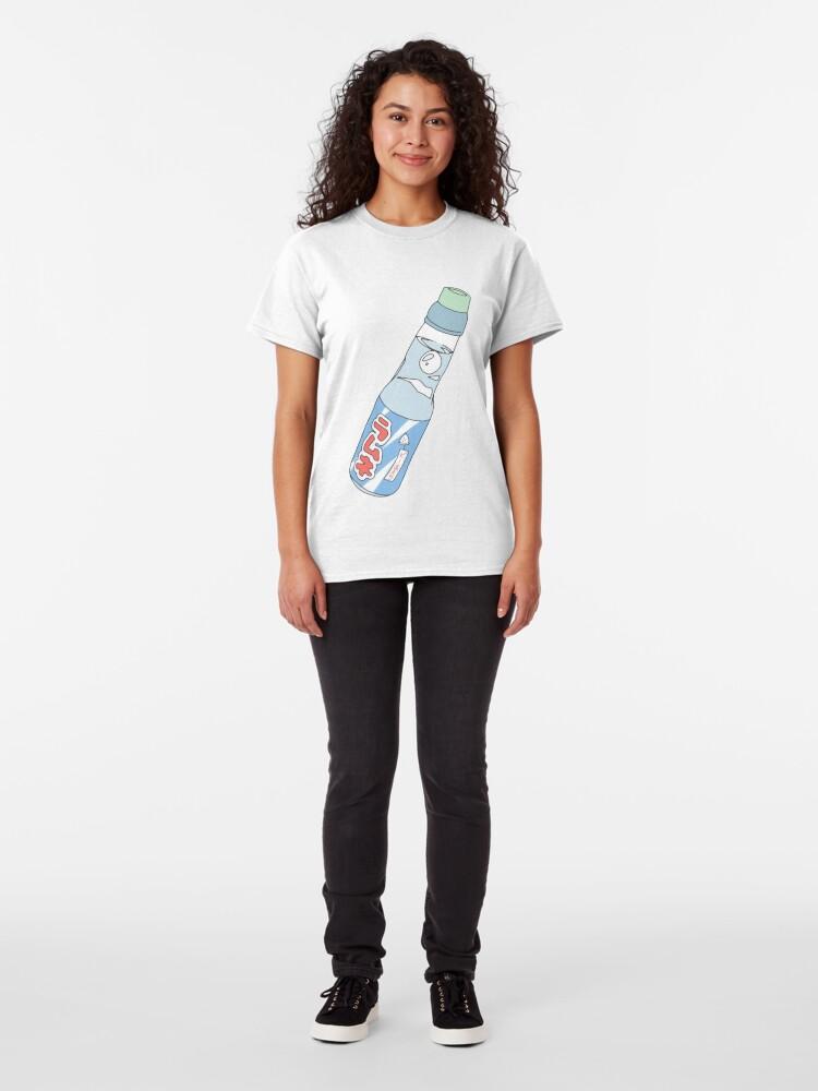 Vista alternativa de Camiseta clásica Bebida de soda Kawaii