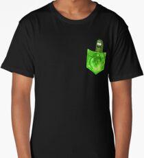 Pickle Rick! Long T-Shirt