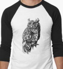 Owl 2.0 Men's Baseball ¾ T-Shirt