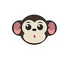 Monkey by Andreea Butiu