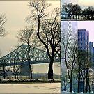 Montreal, Quebec, Canada by Elfriede Fulda