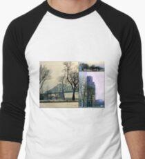 Montreal, Quebec, Canada Men's Baseball ¾ T-Shirt
