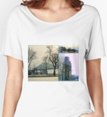 Montreal, Quebec, Canada Women's Relaxed Fit T-Shirt