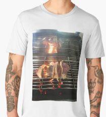 Barbecue  Men's Premium T-Shirt