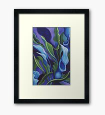 Lily Symphony Framed Print
