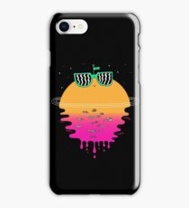 Happy Sunset iPhone Case/Skin