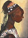 African Princess by Sandra Gray