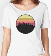 Houston Skyline Women's Relaxed Fit T-Shirt